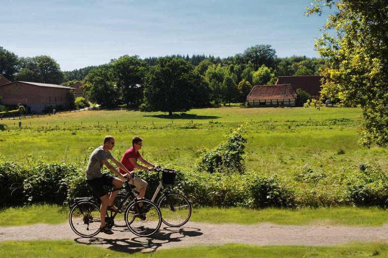 Naturnaher Urlaub in Radfahren in Bad Bevensen